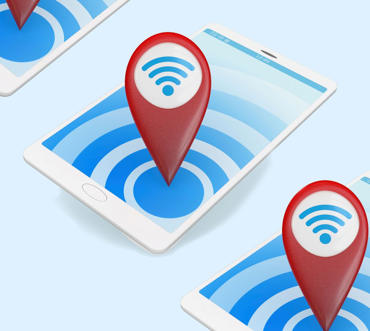 MIT turns Wi-Fi Into Indoor GPS