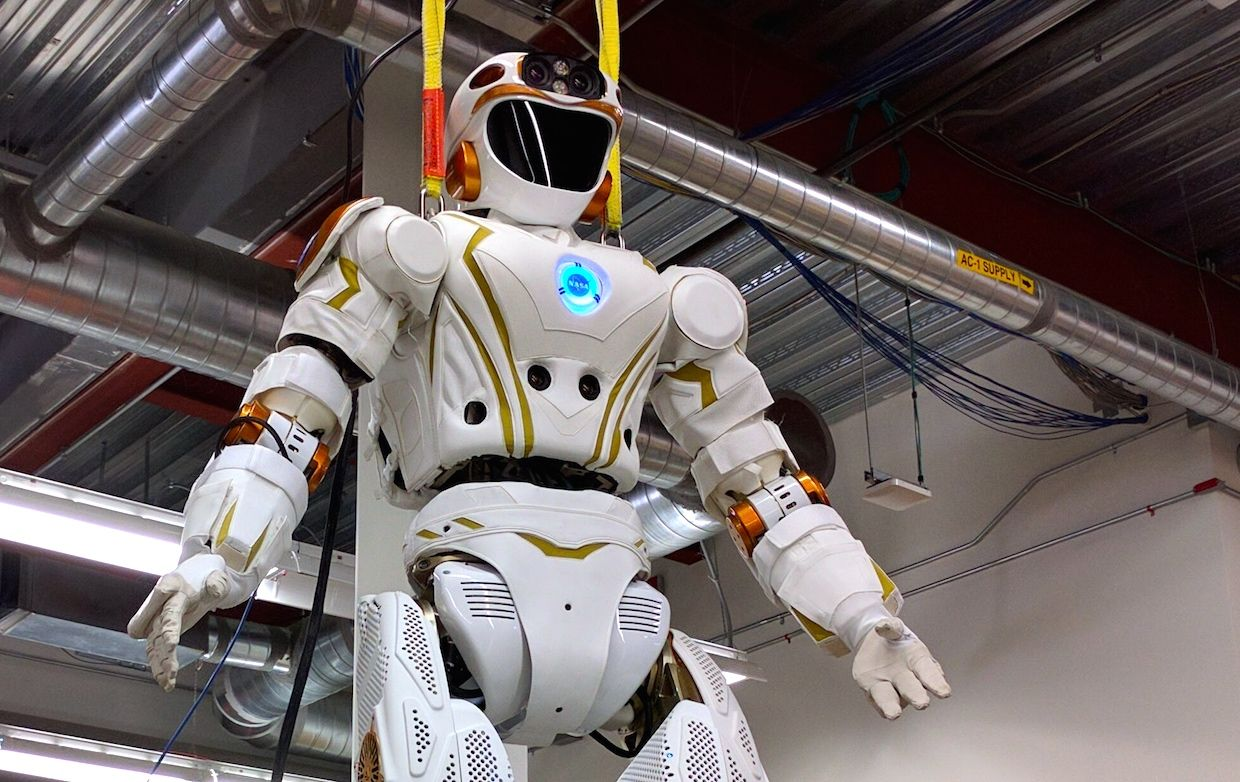 NASA's Valkyrie Humanoid Upgraded, Delivered to Robotics Labs in U.S. and Europe