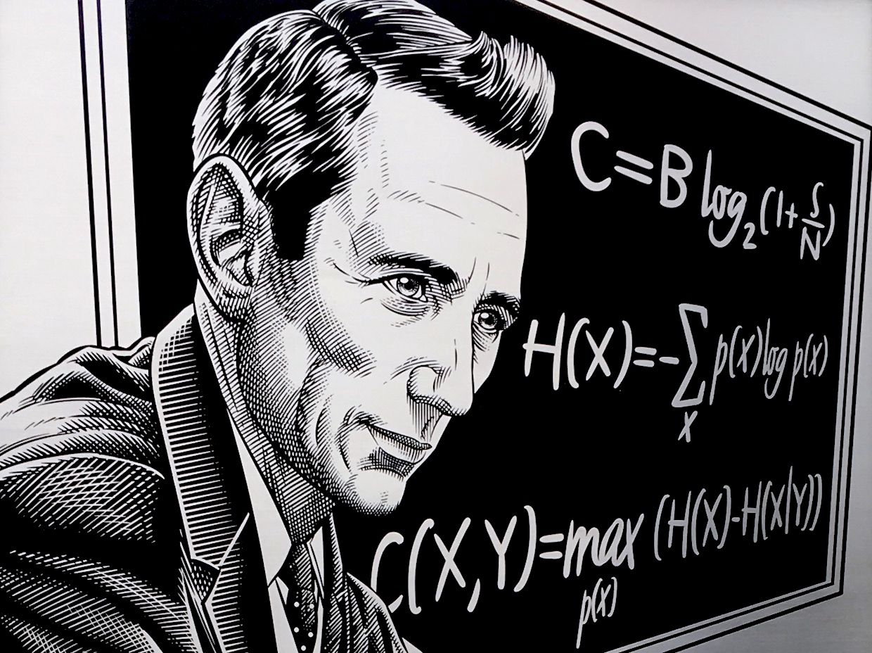 Bell Labs Looks at Claude Shannon's Legacy and the Future of Information Age