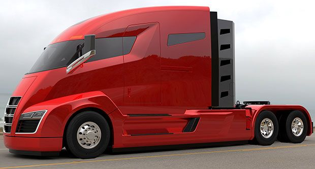 Electric Truck Startup Nikola Motors Claims $2.3 Billion in Preorders Before Prototype Is Even Ready