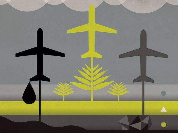 Getting Zero-Carbon Emissions Will Be Tougher For Airliners Than For Cars