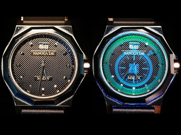 Nanophotonic Crystals Separate Real Luxury Watches From the Fakes