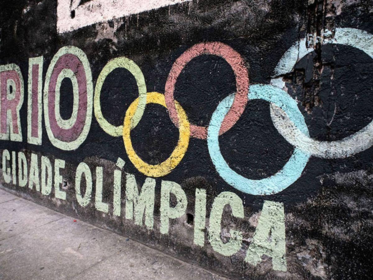 photo of grafitti wall in Rio de Janeiro