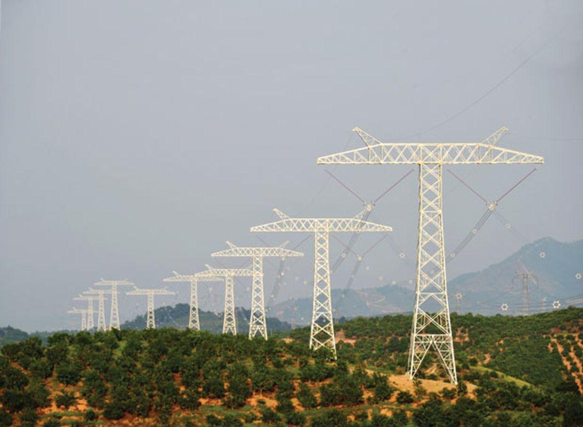 Photo: China Southern Power Grid