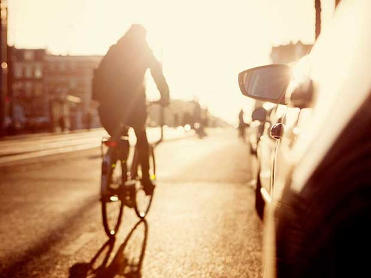 Identifying and avoiding bikes is still a hurdle engineers haven't overcome
