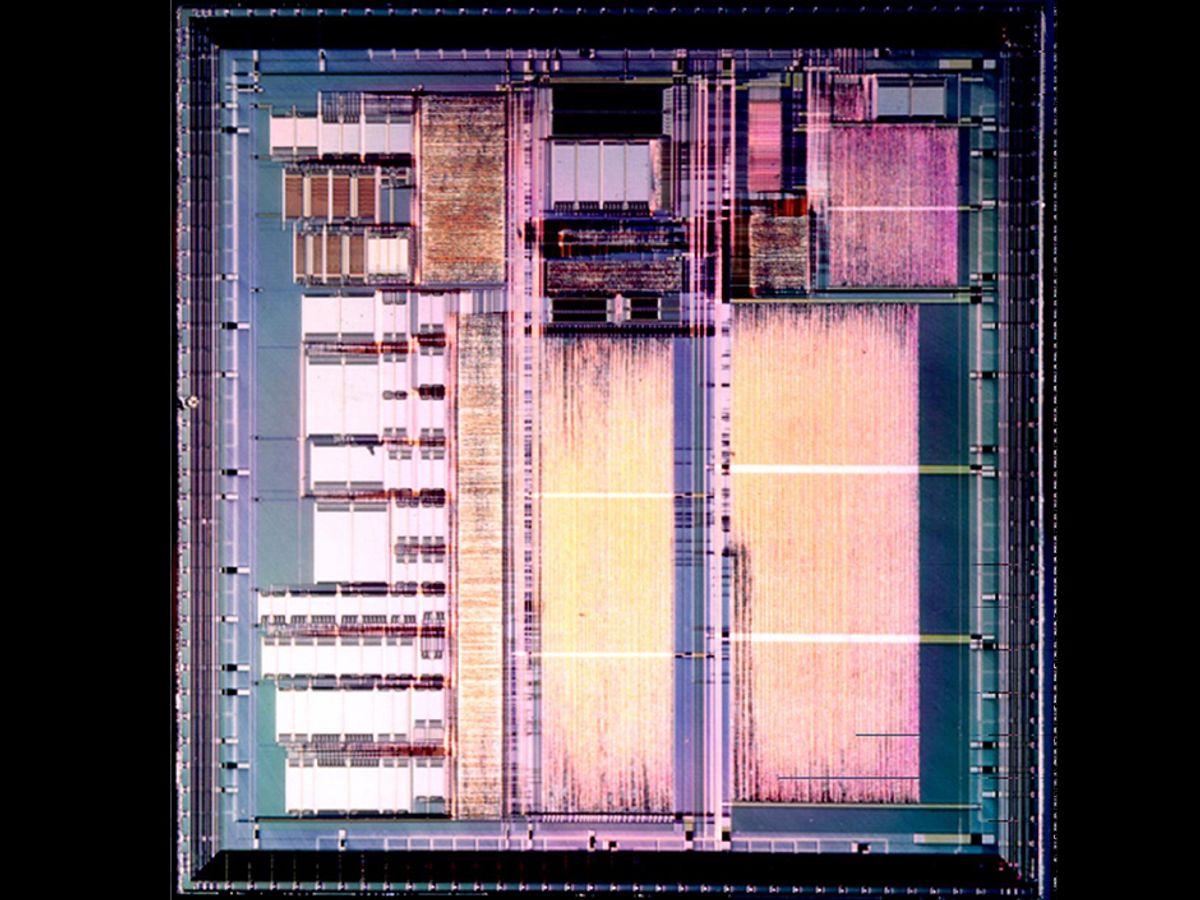 IBM Deep Blue 2 Chess Chip