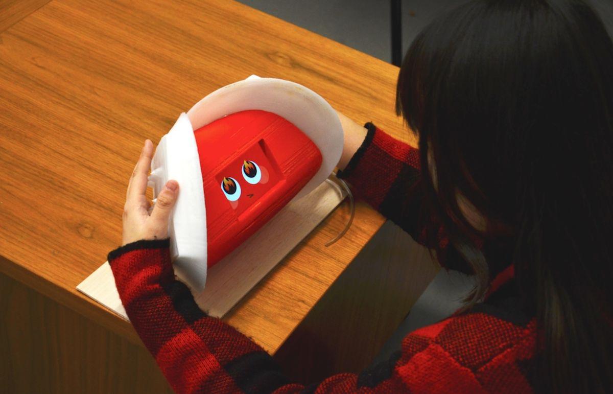 Cornell's Goosebumps robot