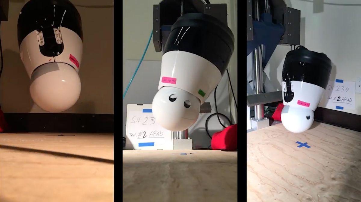Mayfield Robotics' Kuri robot