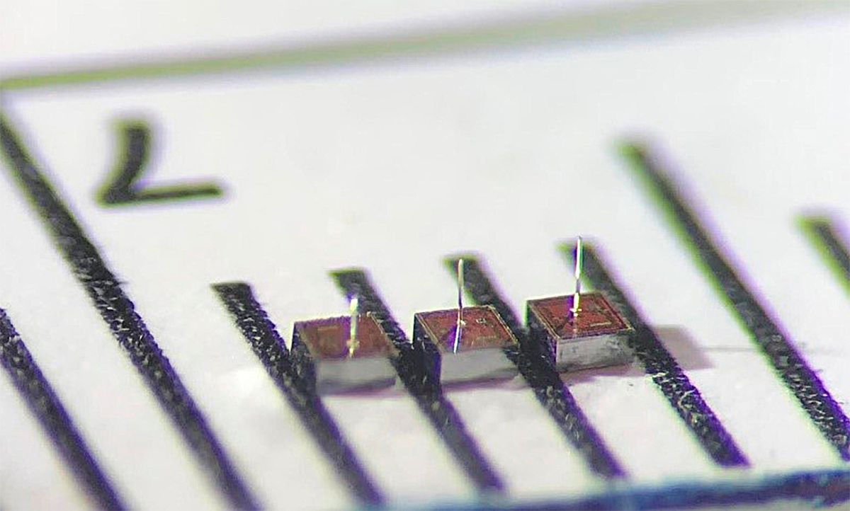 Wireless brain implants called neurograins would form a network that can sense neural activity and send to an external computer for interpretation.