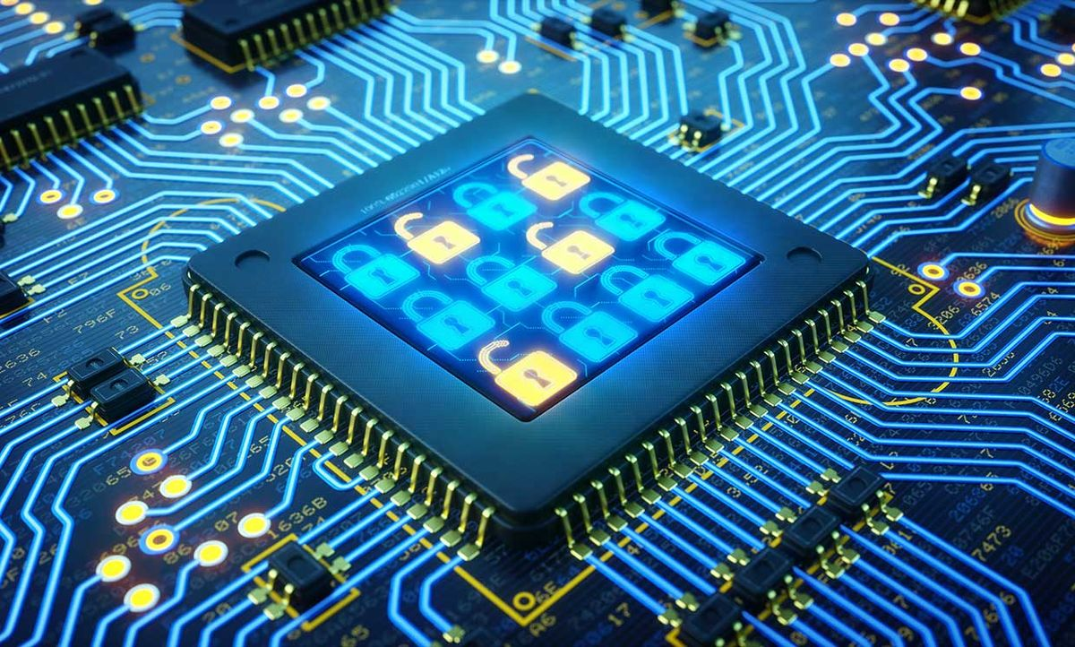 Darpa Hacks Its Secure Hardware, Fends Off Most Attacks.