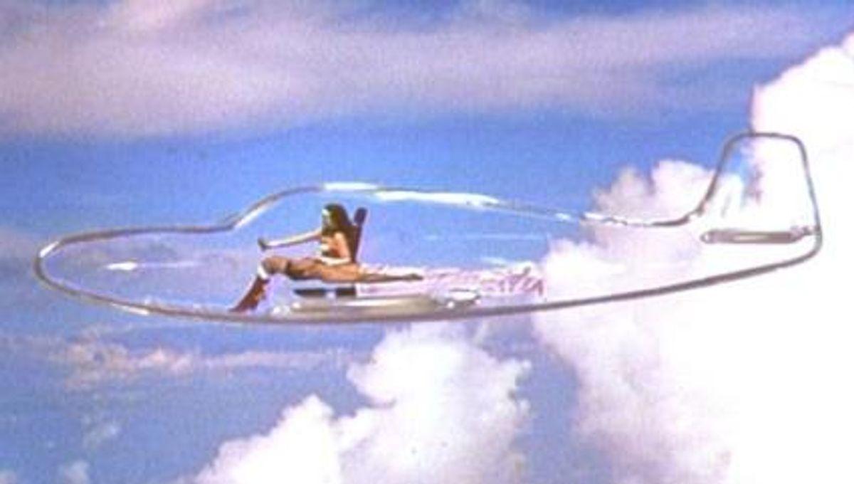 Nano-enabled Coating Makes Aircraft Invisible