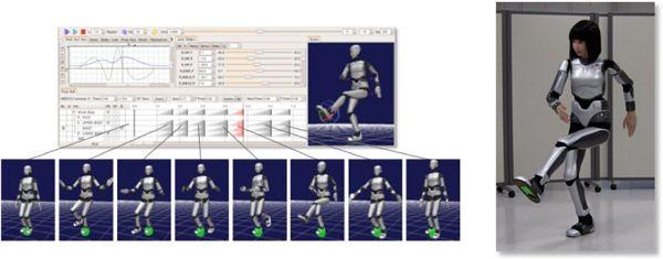 How to Make a Humanoid Robot Dance