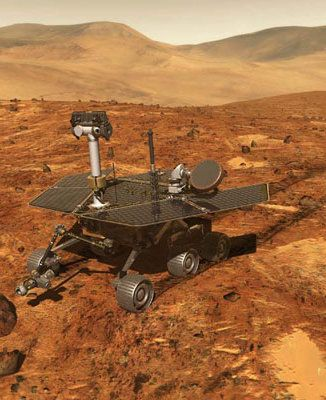 Tech From Mars: Self-Cleaning Solar Panels