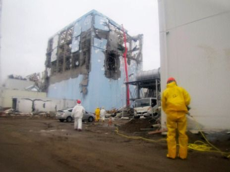 The Lights Are Going on at Japan's Stricken Nuclear Plant