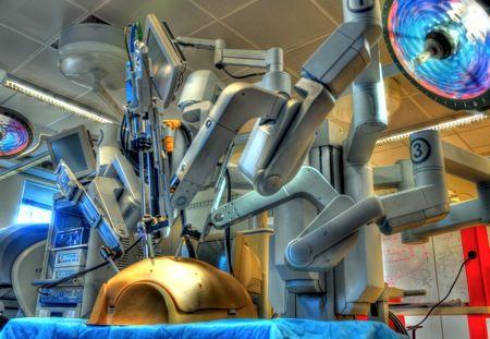 Using Robots to Train the Surgeons of Tomorrow
