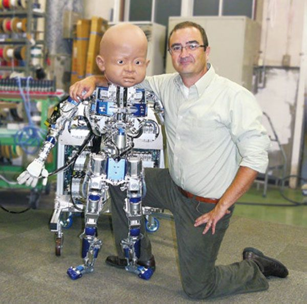 Humanoid Baby Diego-San Looking for Makeover Advice