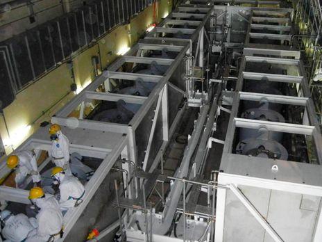 TEPCO Begins Decontaminating Radioactive Water