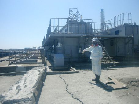 TEPCO Dumps Low-Level Radioactive Water Into the Ocean