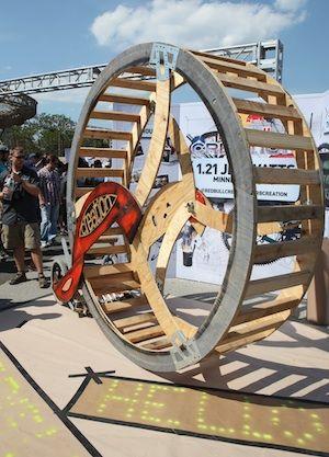 Red Bull Creation: A 72 Hour DIY Build-a-thon