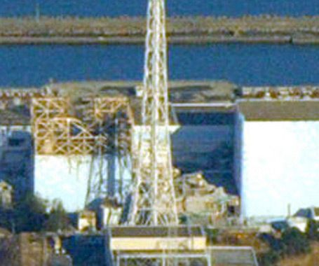 Explosion at Damaged Japanese Nuclear Plant