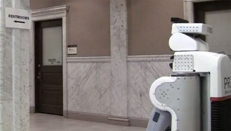 PR2 Learns to Read, Can't Pronounce 'Robot' (UPDATE: Yes I Can, Says PR2)