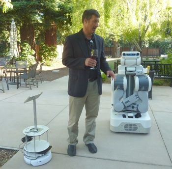 Willow Garage Looks Beyond Research With Plans To Commercialize Robots