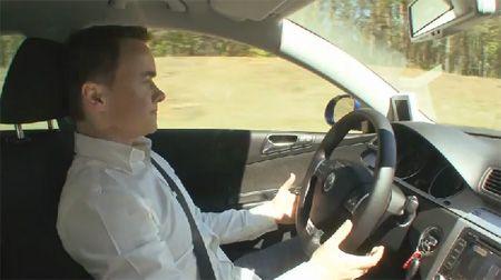 WANT: Volkswagen Demonstrates Production-Level Automotive Autopilot on Video
