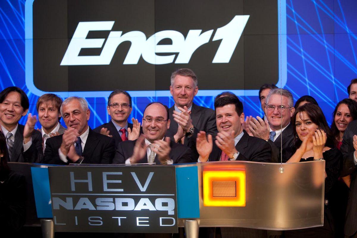 Why Ener1 Went Bankrupt