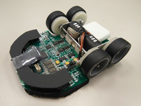 Meet the New World's Fastest Micromouse Robot