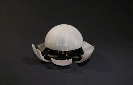 Video Friday: Hexapod Robot Transforms Into Death Star