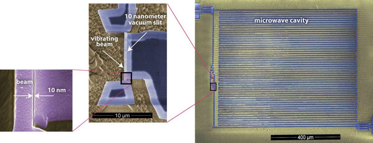 An Amplifier That's Quantum Quiet