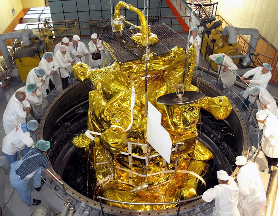 Did Bad Memory Chips Down Russia's Mars Probe?
