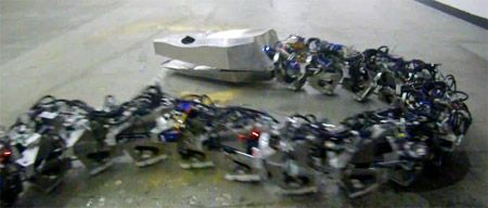 This Robot Snake Is Way, Way Bigger Than You Think It Is
