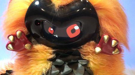 Video: Kombusto, MIT's Interactive Dragon Robot