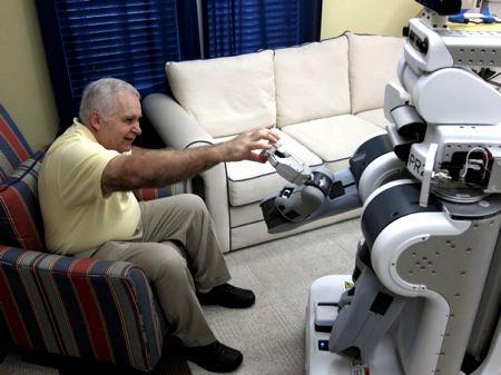 Robotics Trends for 2012