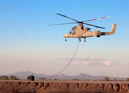 K-MAX RoboCopter Starts Making Autonomous Afghanistan Deliveries