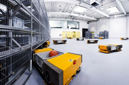 Warehouse Robots Get Smarter With Ant Intelligence