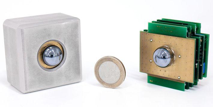A Cheap Terahertz Camera