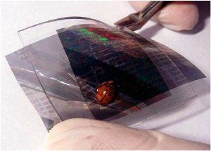 Cheap, Pressure-Sensing 'Electronic Skin'