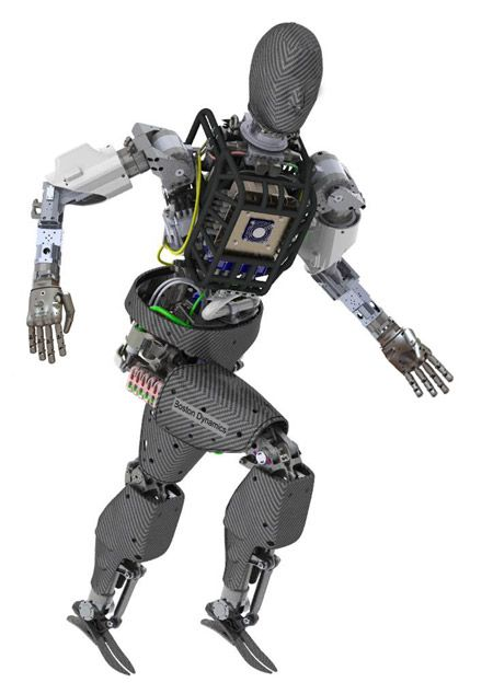 Meet the Amazing Robots That Will Compete in the DARPA Robotics Challenge