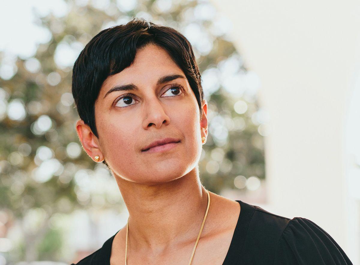 Photo of S.B. Divya