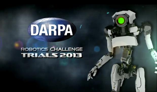 Video: Watch the DARPA Robotics Challenge Trials