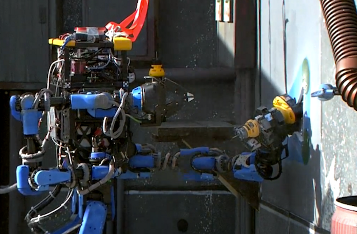 DARPA Robotics Challenge Trials: What We Learned on Day 1