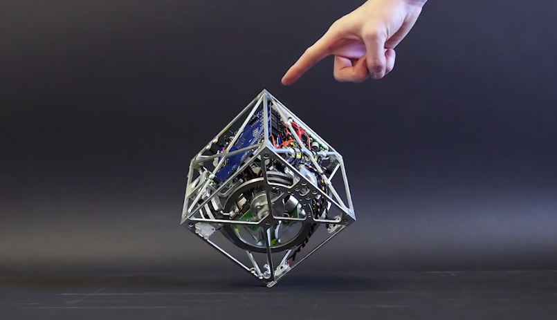 Video Friday: Robot Cube, Drone Fight Club, and the Rest of 2013