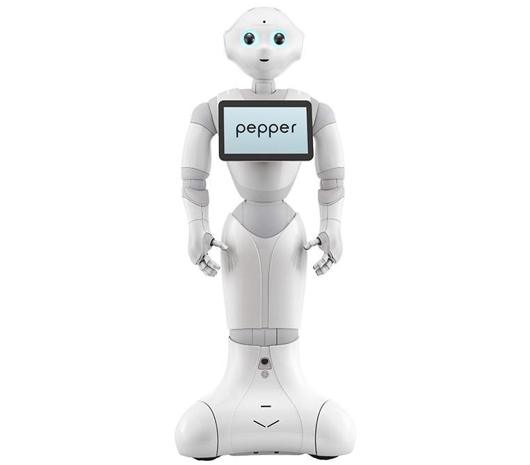 "Meet Pepper, Aldebaran's New Personal Robot With an ""Emotion Engine"""