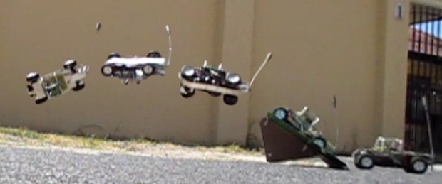 FlipBot Is Why Your Car Needs a Tail