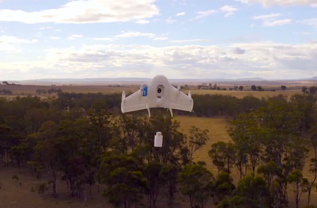 Video Friday: Google Delivery Drones, Strange Robot Game, and Humanoid Does Ice Bucket Challenge