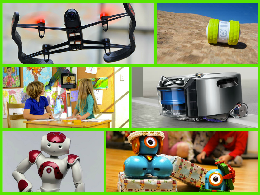 2014 Robot Gift Guide