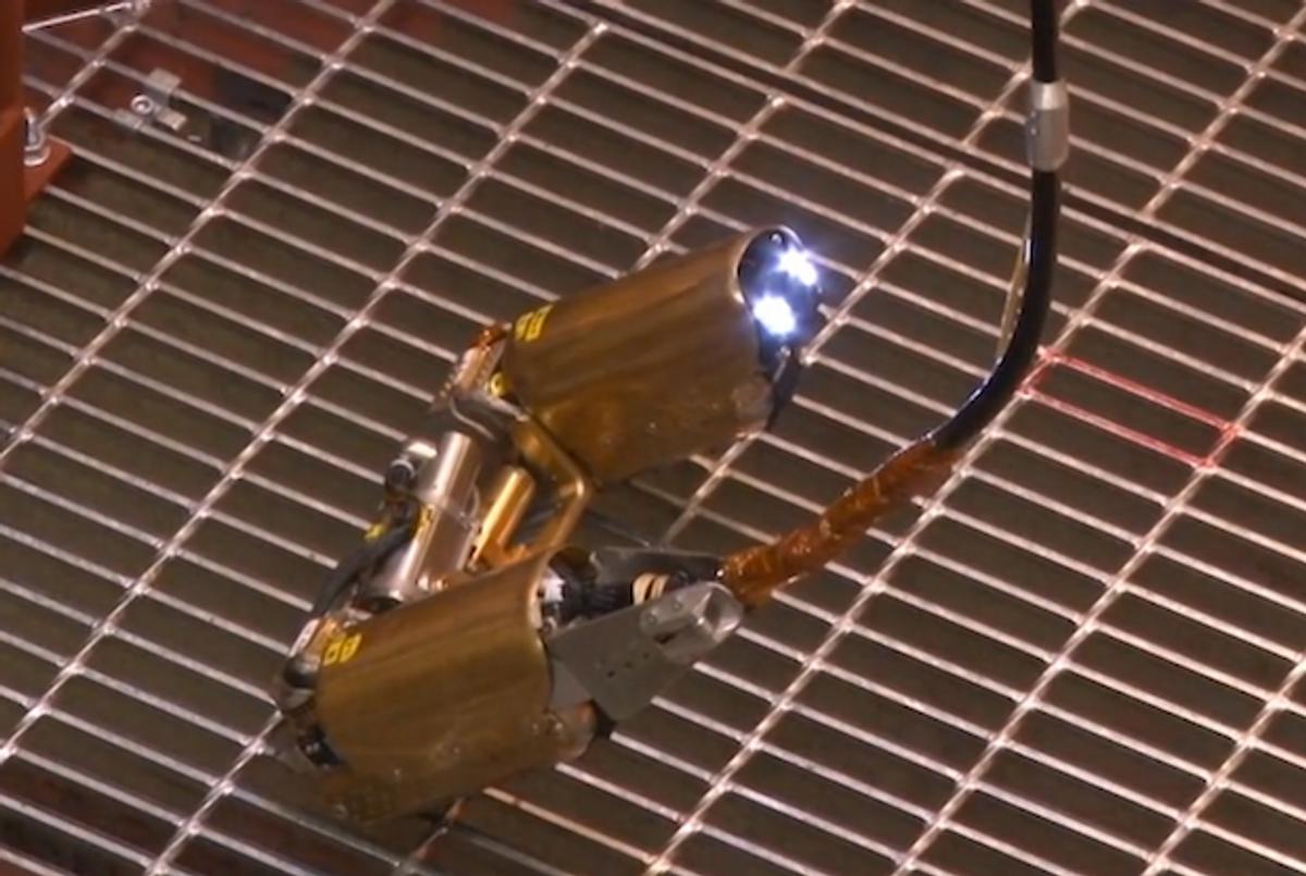 Unlucky Robot Gets Stranded Inside Fukushima Nuclear Reactor, Sends Back Critical Data