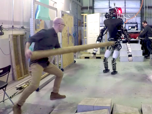Video Friday: Deep-Learning Robots, DRC Practice, and Drone Pilot Competition